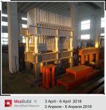 Equipamentos de moldagem do bloco de alta eficiência fornecedor especializado na China д о б р ы й д е н ь