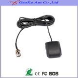 Antenne GPS, magnétique, RG174, 3m,, Fakra 28dB, GKA 1575.42MHz (GPS Antenne GPS MMFAKRA3)