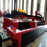 Système en acier de découpage de laser de commande numérique par ordinateur de machine de découpage de laser de fibre en métal/en métal de qualité