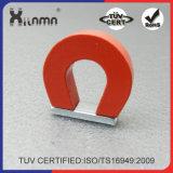 赤の鋳造物の教育のためのU字形の頑丈なアルニコ力の磁石