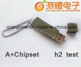 Commande meilleur marché d'USB en métal avec la qualité (OM-M101)