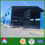 De geprefabriceerde Bouw van het Staal/Installaties Workshops&/Onroerende goederen