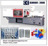 Macchina economizzatrice d'energia dello stampaggio ad iniezione del servo sistema di Prefrom dell'animale domestico 160ton con la certificazione del Ce