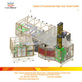 차 경첩 자동적인 일관 작업 생산 기계