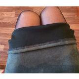 [سود] حافة نساء قلم حافة إمرأة يطوّر وسط عال [بودكن] ثوب