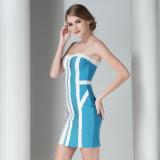 Dame-Verband-Kleid mit reizvollem Sleeveless festem Kleid