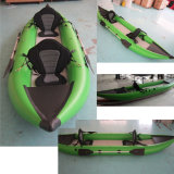 China-Qualitäts-aufblasbarer Boots-Kajak mit CER