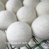 Sac de coton de la laine sécheur d'emballage de balles, 6PCS par jeu