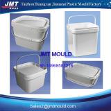 Molde quadrado plástico do balde