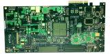 1.6mm de Raad van 10 PCB van de Laag met Gouden Vinger voor Industriële Controle