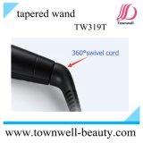 Fácil Operado de onda del bigudí de pelo cónico Wand