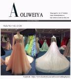 Großhandelsabend-Kleid für Wedding mit Kathedrale-Serie