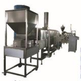 Linha de fritadeira de peixe contínua com capacidade a 200kgs / Hr