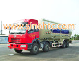 최신 판매! 40m3 대량 시멘트 유조 트럭