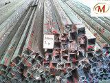 Tubo cuadrado de acero inoxidable, tubo de acero inoxidable