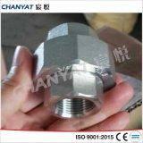 Nickel-Legierung schmiedete Kontaktbuchse-Schweißens-passendes Verbindungsstück A249 Uns N08904