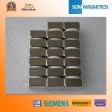 Magneet de van uitstekende kwaliteit van het Blok van het Neodymium N33sh