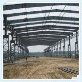 Estructura de acero de Q235 Q345 para el taller y el almacén