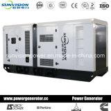 generador silencioso de 60Hz 550kVA con el motor de Perkins