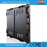 에 6000nits P10 옥외 임대료 LED 스크린 (960mm*960mm)
