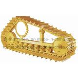 Les pièces de train d'atterrissage de chenille pour le pignon d'excavatrice ou le rouleau de piste ou portent le rouleau PC300-5. PC300-6/7/8. PC360. PC400-5.