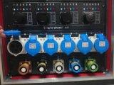 centralita telefónica principal de la fuente eléctrica 400AMP con los contadores de Digitaces