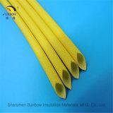 熱の耐性と使用できる熱い販売のガラス繊維の袖