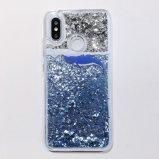 Hot Sale Cartoon liquide de baleines d'impression couvercle arrière pour iPhone 6 7 8 plus les sables mouvants de l'iPhone X XR Xs Max Téléphone cas Ypf86-1