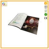 Guangzhou High Quality Softcover Book / Catalogue / Magazine Printing