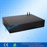 Excelltel PABX sistema de intercomunicación Sistema Inalámbrico Tp832 8 Troncal 32 extensiones (cubiertas de metal))