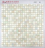 Mosaico de vidrio con mosaico de Shell
