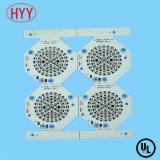 PCB van het aluminium voor de Productie van de HOOFDOEM LEIDENE Assemblage van PCB (hyy-070)