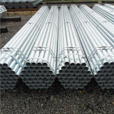 Tubi galvanizzati tuffati caldi di BS1387 ASTM A53 gr. B per costruzione