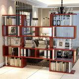 Bureau de meubles modernes offrent étagère en bois fichier Modèle d'étagère (SZ-FCT624)