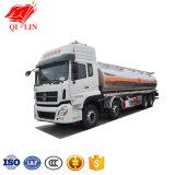 8X4 Dongfeng LHD d'entraînement droit 30m3 camion-citerne à carburant véhicule de livraison d'huile