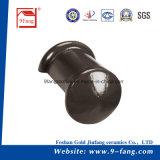 9 fang глиняные кровельной плитки строительные материалы по-испански черепичной крышей 260*260 мм из Гуандун, Китай
