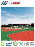 Revêtement en caoutchouc liquide acrylique pour le Tennis Sports Feild