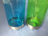 750ml Plastic Cola Shaping Sports Cup BPA grátis para presente promocional