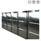 Réfrigérateurs de morgue en acier inoxydable pour hôpitaux médicaux