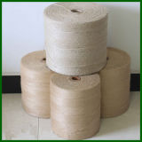 Hilados de yute natural para alfombras