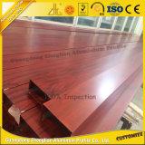 Les plus populaires des fabricants de bois d'Extrusion de grain en aluminium