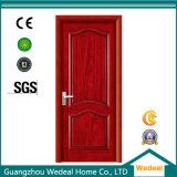 Compuesto de alimentación de entrada de Seguridad Interior, puertas de madera para Casas