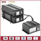 Inversor de alta freqüência 600W ao inversor puro 12V da potência solar de onda de seno 4000W a 120V/230V