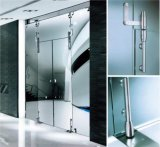 Framelessのシャワーのアクセサリのステンレス鋼のステンレス鋼の引き戸のOverpanelのコネクター