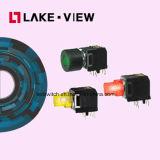 Interruttore ad angolo retto di tatto illuminato LED, interruttore di tatto del LED