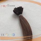 Cabelo Virgem brasileira F-Tip Prebonded Extensão de cabelo (PPG-L-0366)