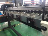 alta impresora de la sublimación de la anchura de los 3.2m con la cabeza de impresión doble Dx5