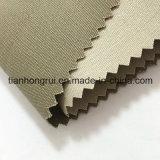 Tessuto di tela a prova di fuoco ignifugo su ordine grezzo del sofà di sguardo della Cina Mateiral