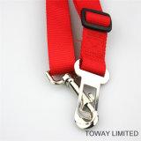 Perro de nylon poliéster productos mascota de la cuerda de la correa de asiento de seguridad