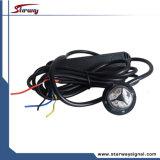 Kit Hideaway d'avvertimento dell'automobile LED della polizia 9 indicatori luminosi dello stroboscopio (LED367)